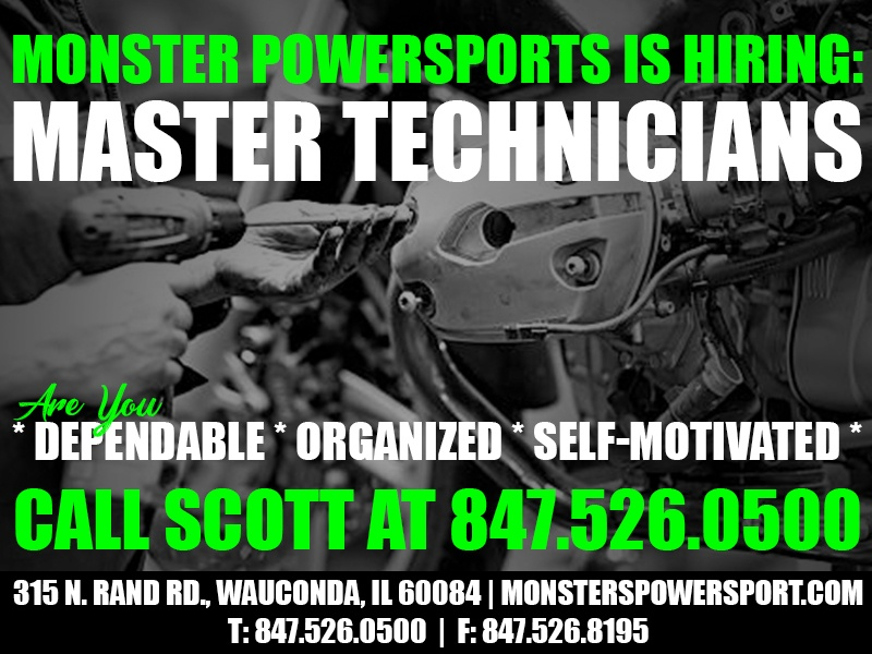 monsterpowersport-Employment